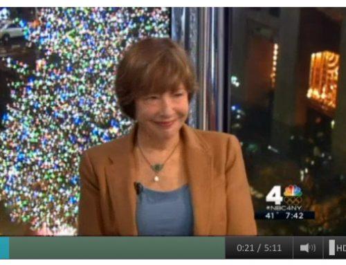 "Robin Raskin on NBC Talking ""Holiday Tech Trends"""