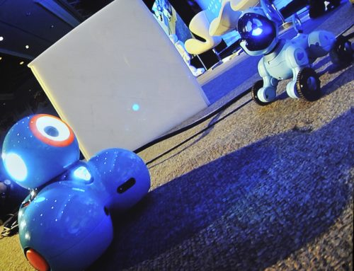 Mission2Code: Robots teach 21st Century Skills