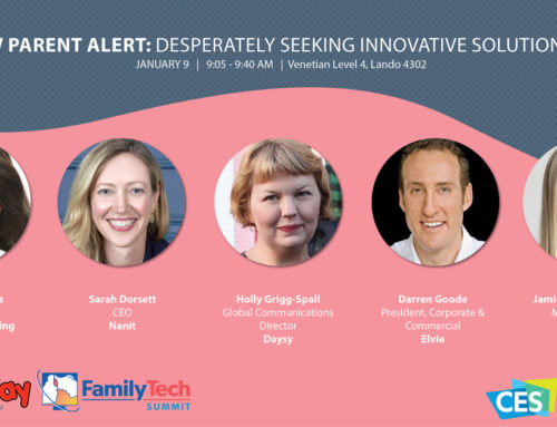 New Parent Alert: Desperately Seeking Innovative Solutions!