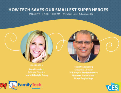 How Tech Saves Our Smallest Super Heroes